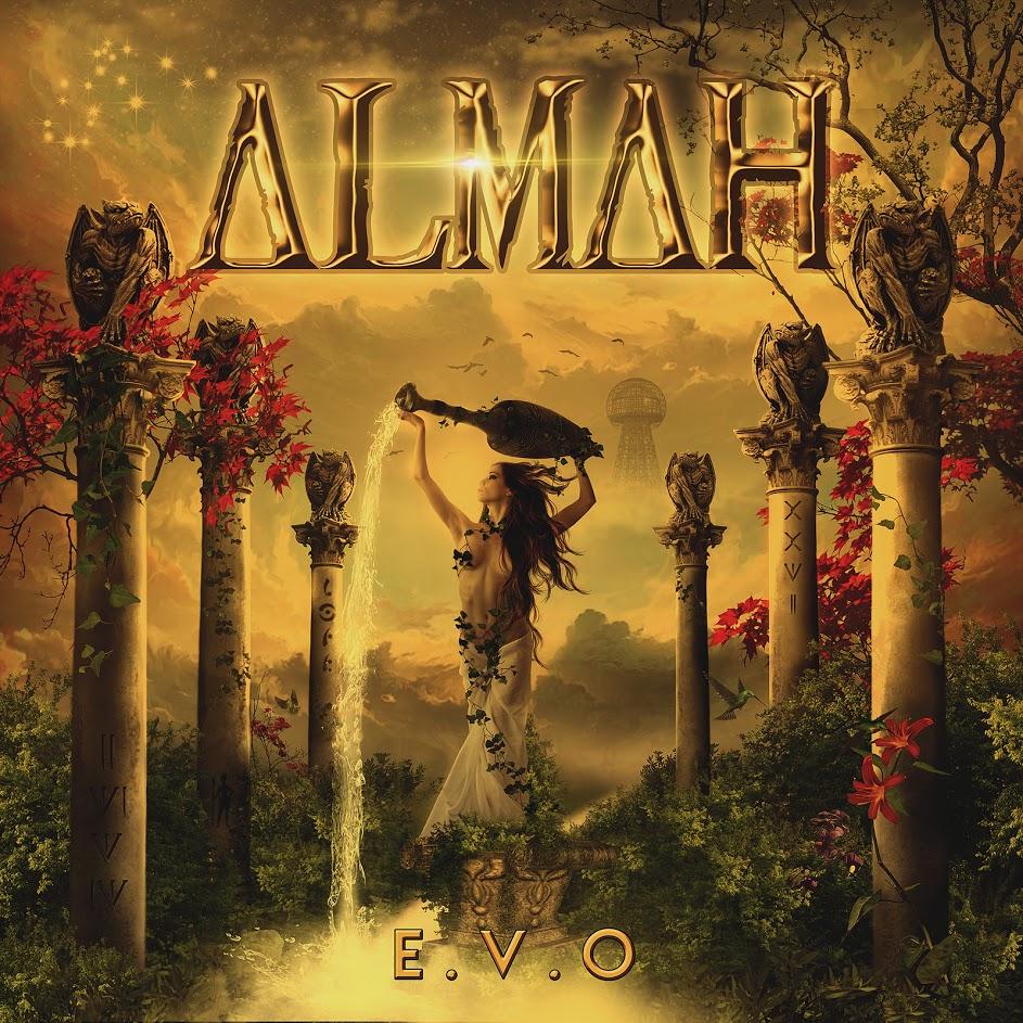 REVIEW CD: Almah - E.V.OA