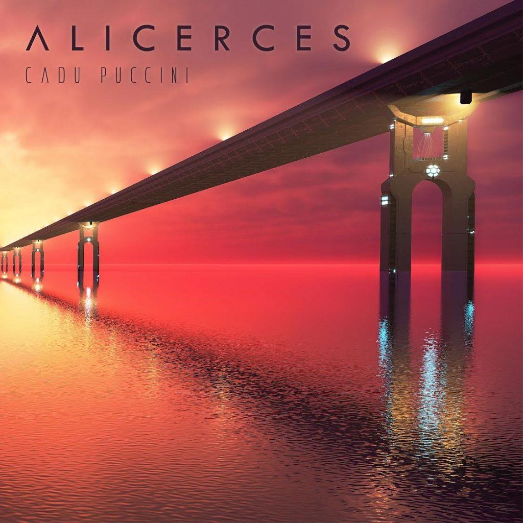 CADU PUCCINI: disponibilizada arte da capa do seu debut álbum