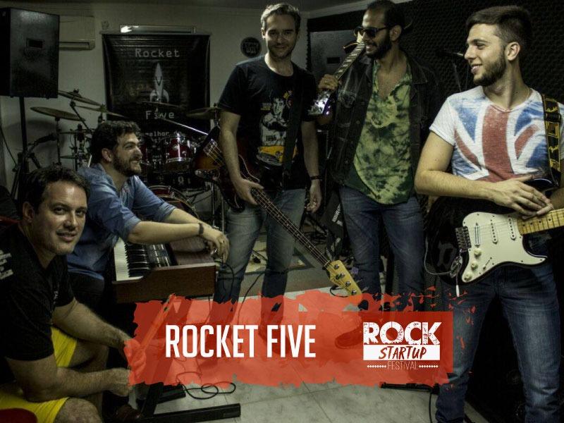ROCKET FIVE: confira importante matéria para o blog Rock Startup